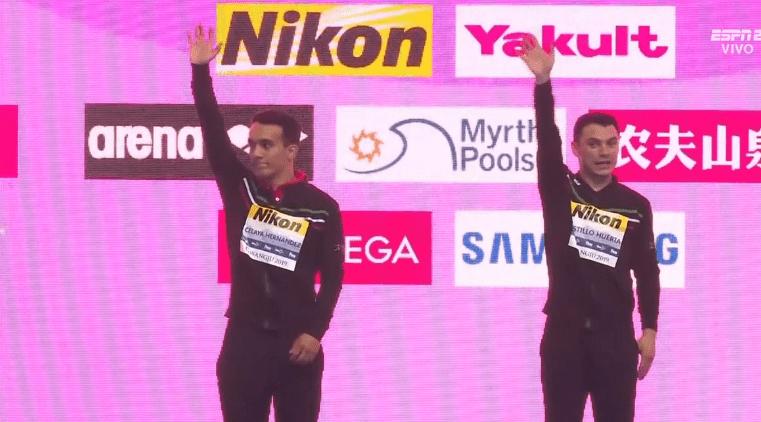 Yahel Castillo y Juan Celaya ganaron medalla de bronce y su lugar en Tokio 2020