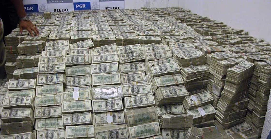Y a todo esto, ¿on'ta el dinero decomisado de Zhenli Ye Gon?