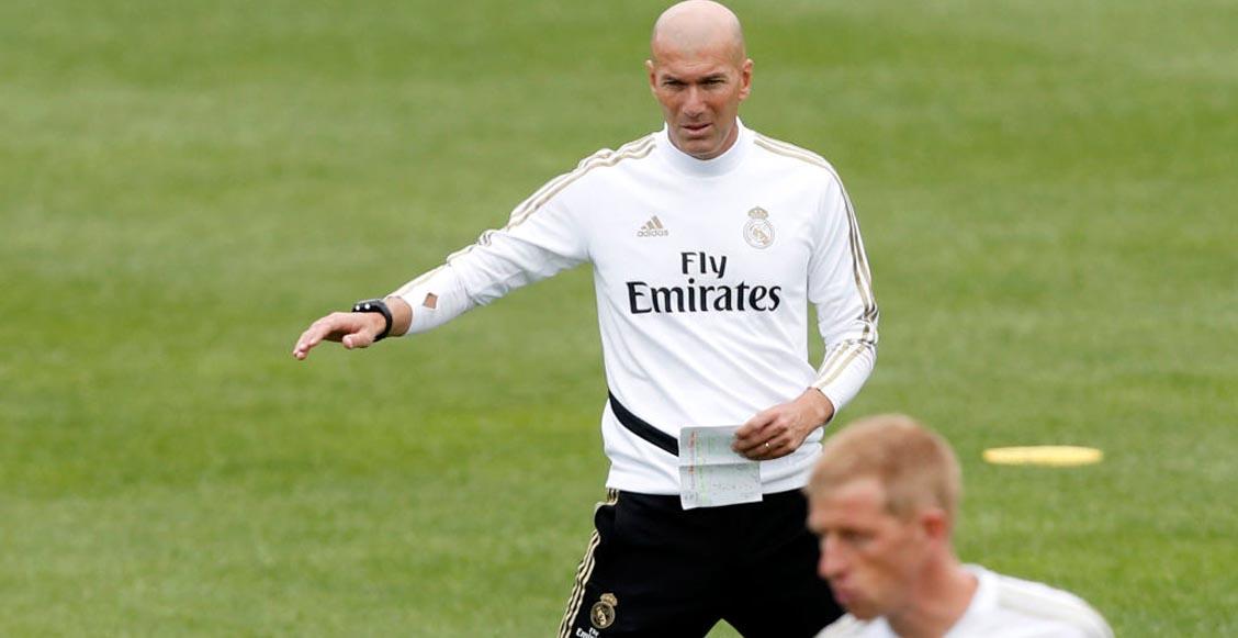 Zidane dice que aún puede llegar otro fichaje… y no descarta a Paul Pogba