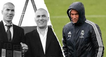 El emotivo mensaje de Zidane para despedir a Farid, su hermano fallecido