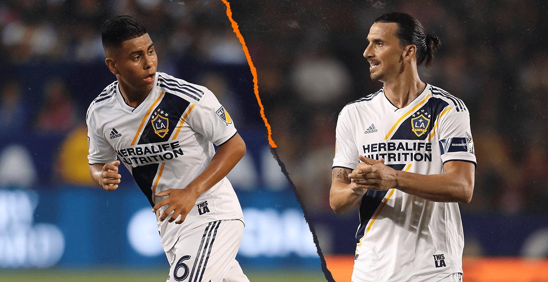 Zlatan Ibrahimovic elogia al mexicano de 17 años, Efraín Álvarez: