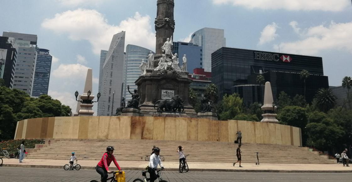 El arreglo del Ángel de la Independencia costará entre 10 y 13 mdp: CDMX