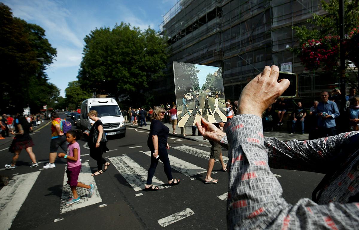 """Resultado de imagen para """"Abbey Road"""""""