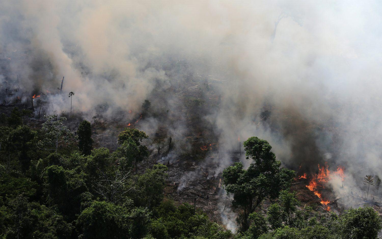 #PrayForAmazonia: Región del Amazonas lleva 16 días incendiándose