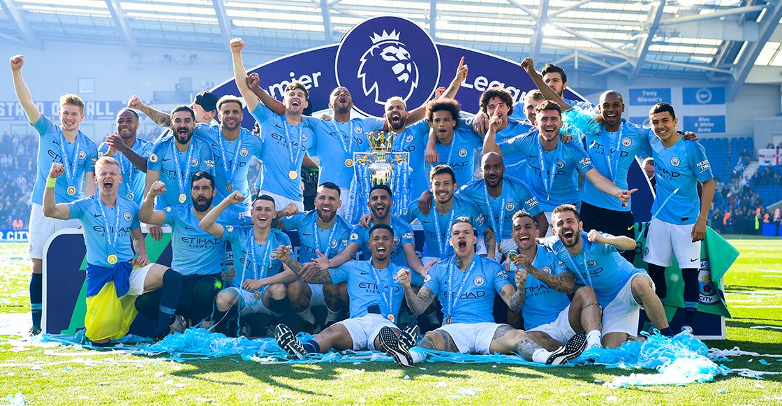 5 razones por las que el Manchester City puede ser tricampeón de Premier League