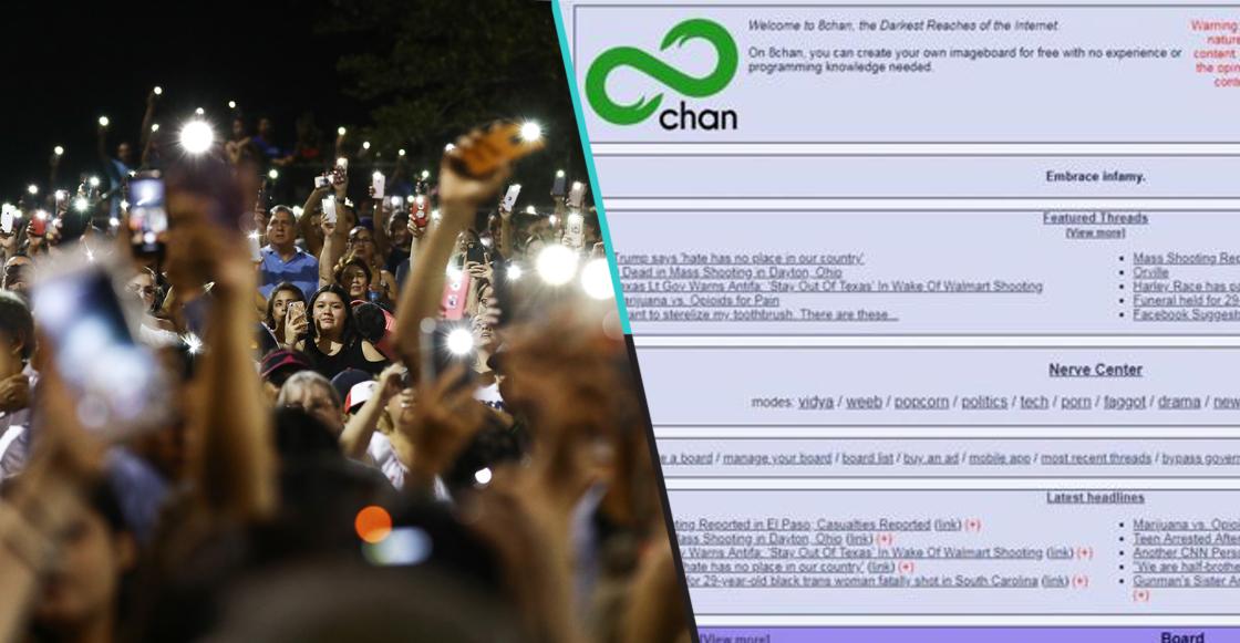 8chan: El foro donde se publicó el supuesto manifiesto racista del tirador de El Paso