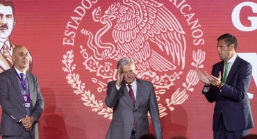 Marcha austeridad y lucha anticorrupción, crecimiento económico está pendiente: AMLO