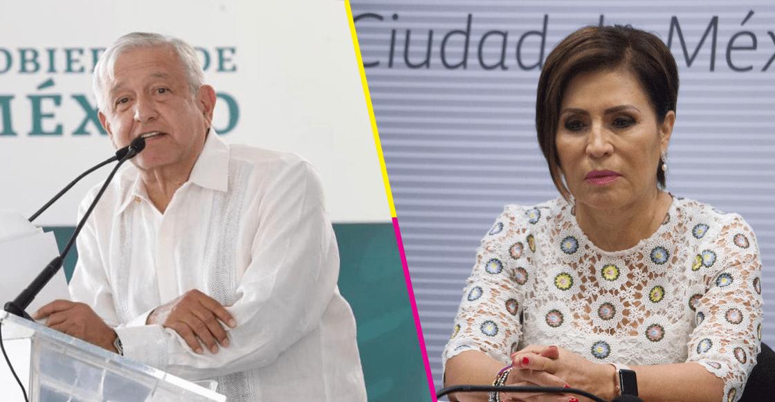 """""""No soy Poncio Pilato"""", dice AMLO sobre vinculación a proceso de Robles"""