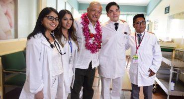 Nuevo tabulador salarial en el IMSS: Ganarán más los médicos que trabajen en zonas marginadas