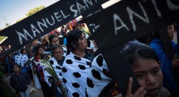 Organizaciones denuncian ataques de simpatizantes del PVEM contra Las Abejas de Acteal