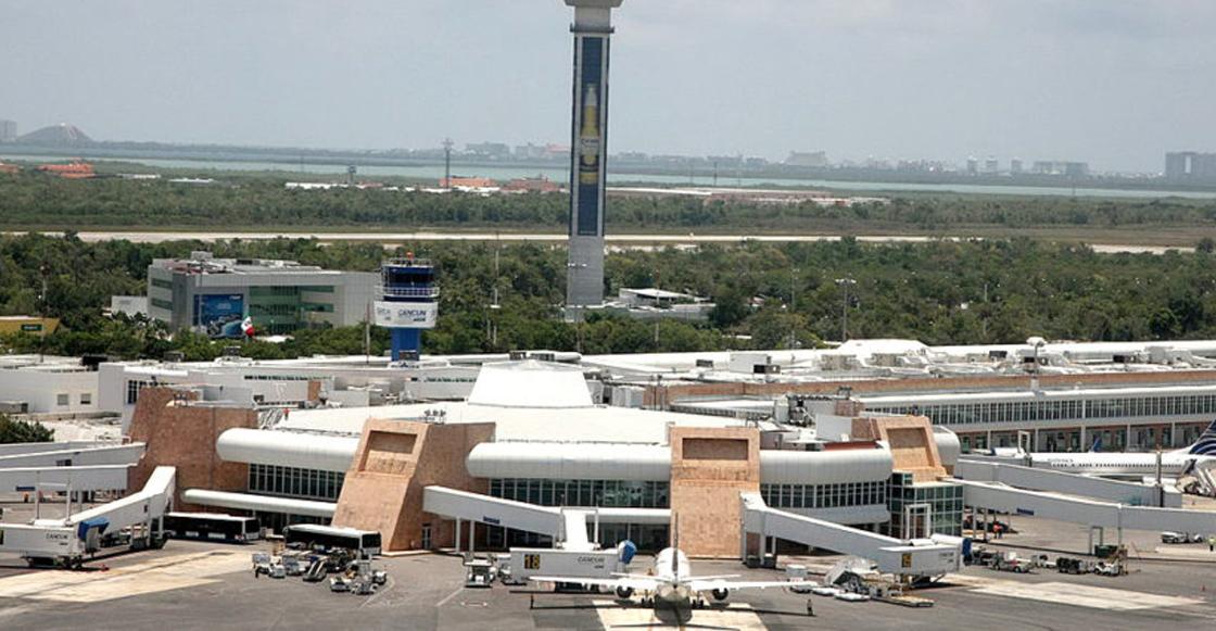 Cofece multa al Aeropuerto de Cancún por más de 72 millones de pesos