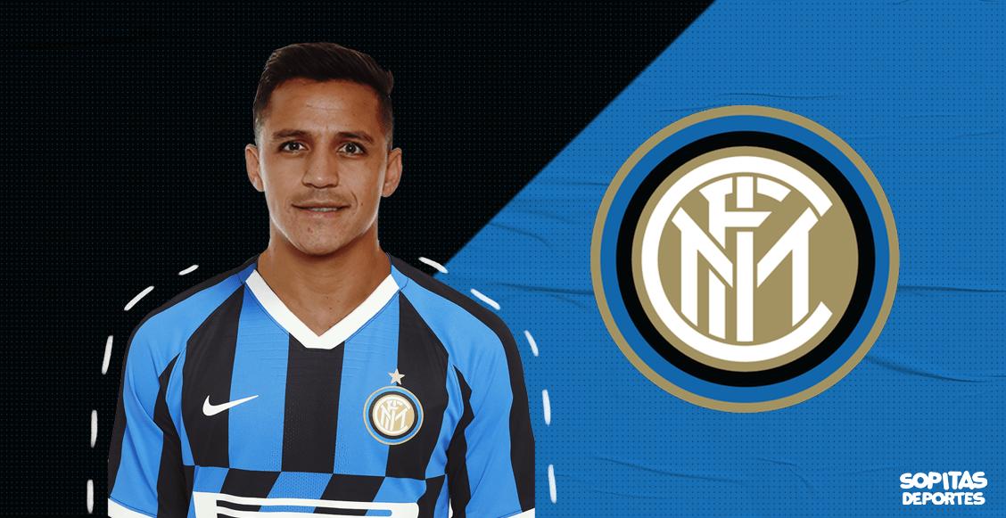 ¡'Maravilla' italiana! Alexis Sánchez es nuevo jugador del Inter de Milan