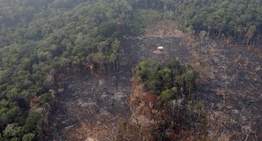 Crítica de Macron sobre incendios en el Amazonas es puro