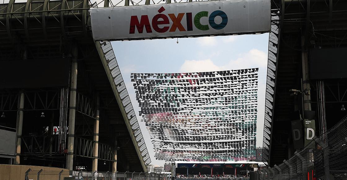 ¡Es oficial! Anunciaron la continuidad del Gran Premio de México
