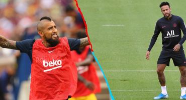 Arturo Vidal sería el nuevo sacrificado para que Neymar regrese al Barcelona