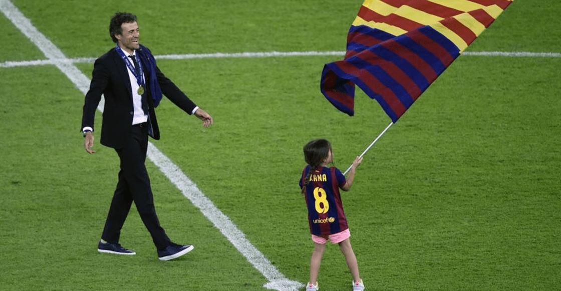 Así reaccionó el mundo del futbol se unió a la tragedia de Luis Enrique