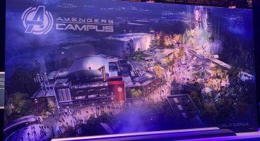 Avengers Campus: El parque temático de Disney que los fans de Marvel estaban esperando