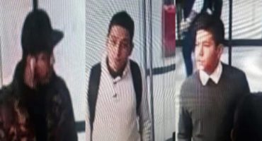 Difunden imágenes de presuntos responsables del asalto a la Casa de Moneda