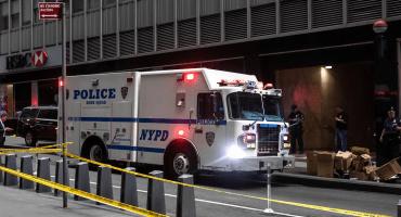 Desalojan Metro de Nueva York; encuentran paquetes sospechosos