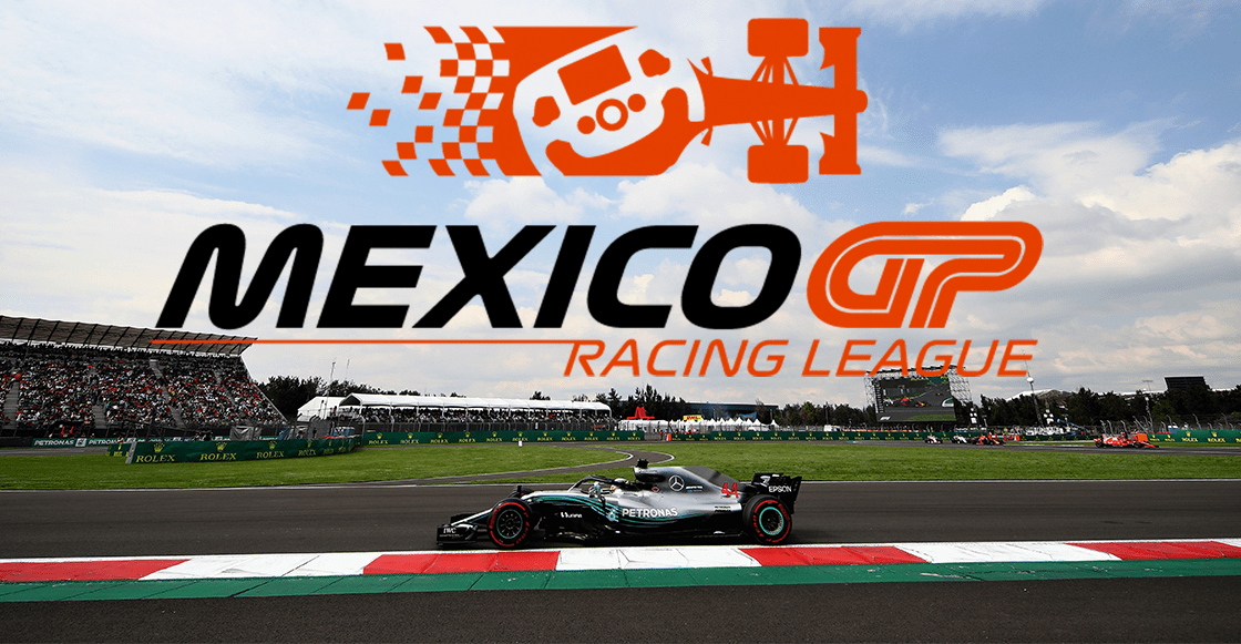 ¡Te invitamos a participar en el e-sports Mexico GP Racing League en un simulador!