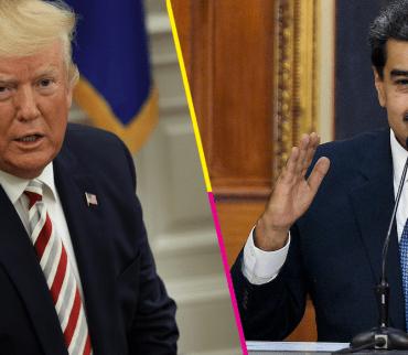 ¿Sorpresa? Trump y Maduro confirman