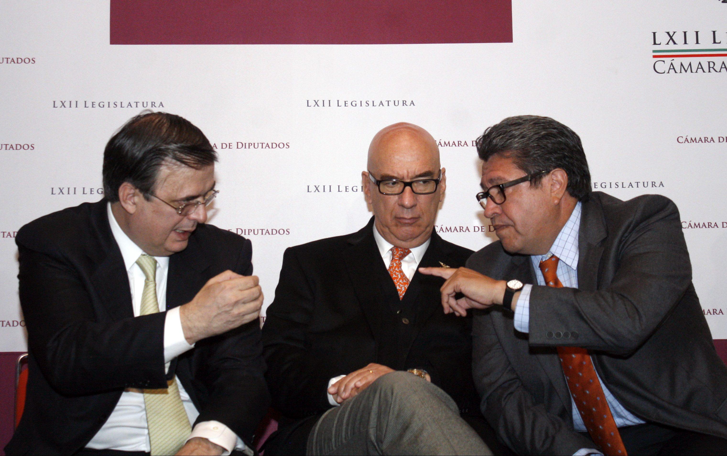 Ebrard pide postura a Senado sobre Tercer País Seguro;