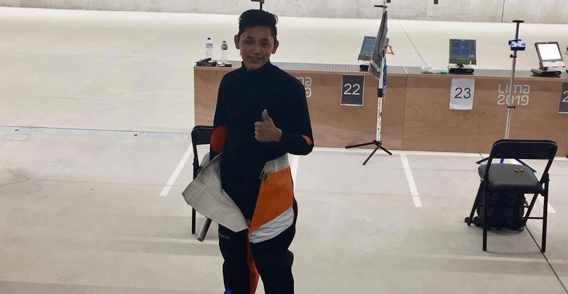 Edson Ramírez logró plata, récord panamericano y plaza olímpica en Lima 2019