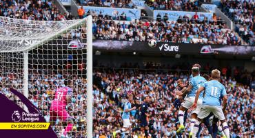 ¡Van los goles! El VAR marcó el empate entre Manchester City y Tottenham