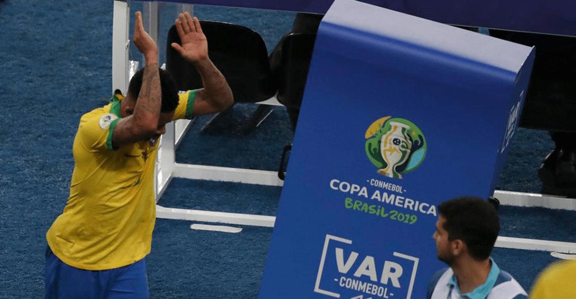 El gesto por el que la CONMEBOL suspendió dos meses a Gabriel Jesus