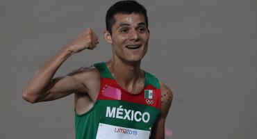 ¡Llegó la 22! Fernando Martínez ganó los 5 mil metros de atletismo en Lima 2019