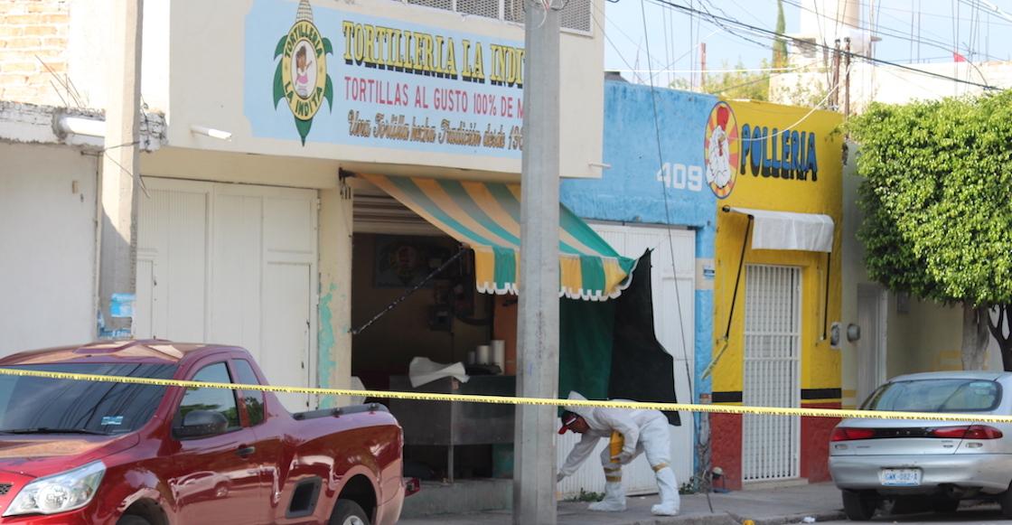 Tras ataque en tortillería de Celaya, negocios cierran ante la violencia