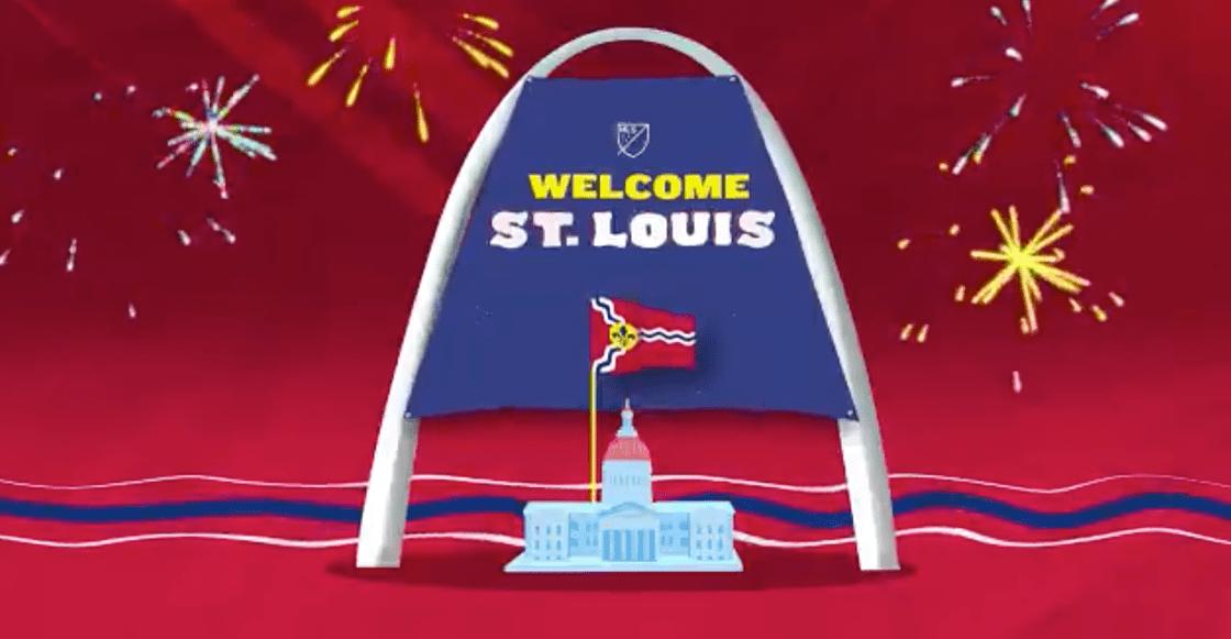 ¡Es oficial! Habrá equipo de la MLS en St. Louis
