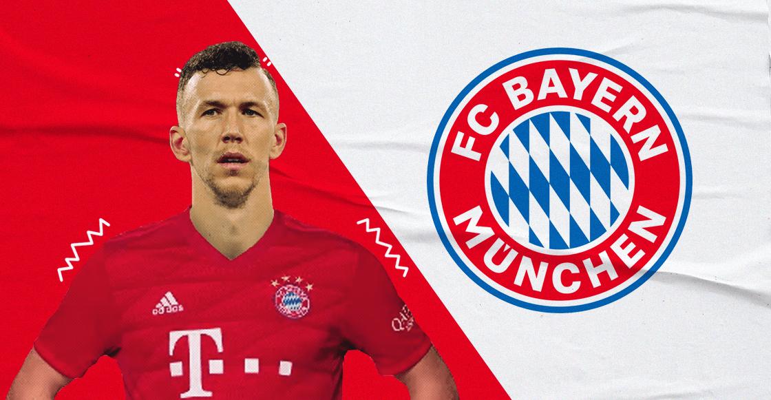 A falta de Sané... ¡Ivan Perisic es nuevo jugador del Bayern Múnich!
