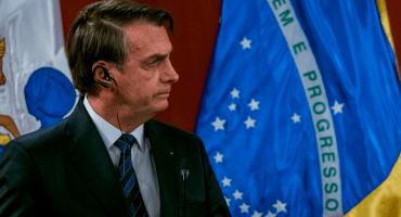 Bolsonaro arremete contra Noruega por el corte de recursos para el Amazonas