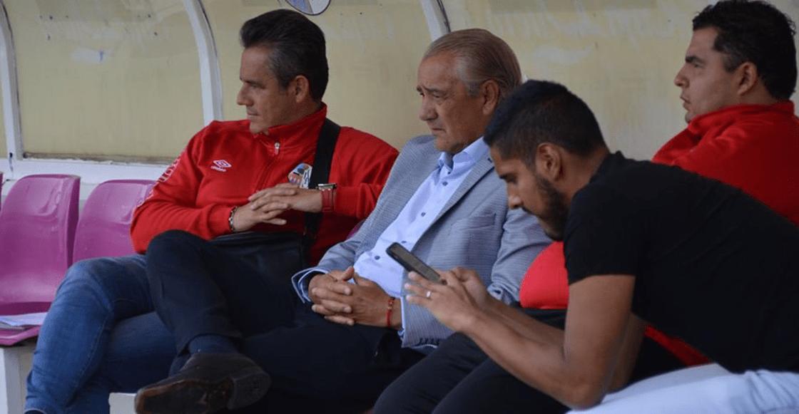 """José Luis Trejo también le respondió a 'Chiquimarco': """"Él solito se hizo daño"""""""