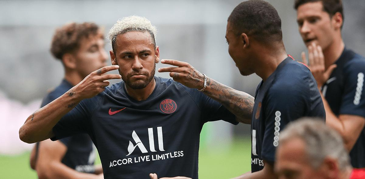 Neymar estaría 'utilizando' a la Juventus... dice L'Equipe
