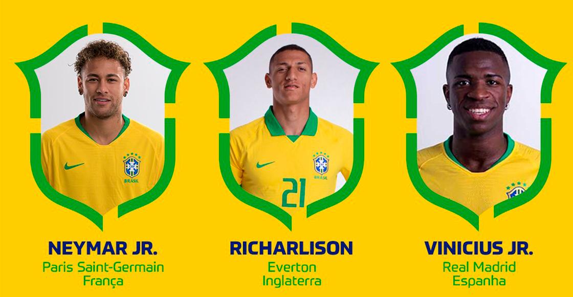 Vuelve Neymar y Tite llama a Vinícius en la nueva convocatoria de Brasil
