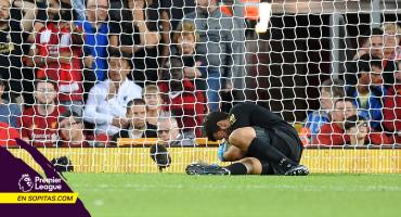 Así fue la lesión de Alisson que ha puesto a temblar al Liverpool