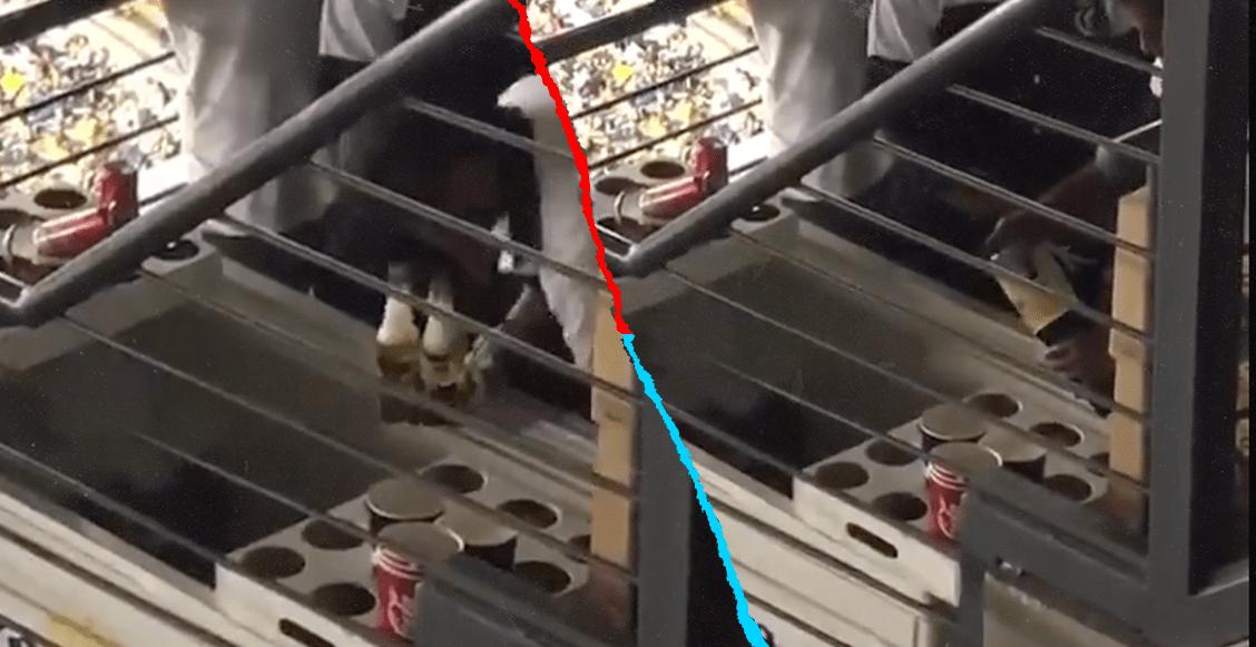 Así respondió el Estadio Azteca al video de la cerveza rebajada con agua de la llave