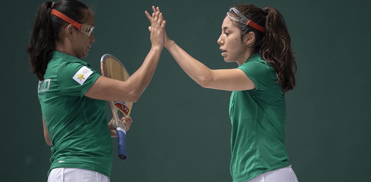 Así es la vida de Dulce Figueroa, la medallista de oro de Lima 2019