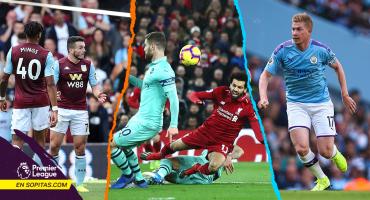 Las 5 cosas que no te puedes perder de la Jornada 3 de la Premier League