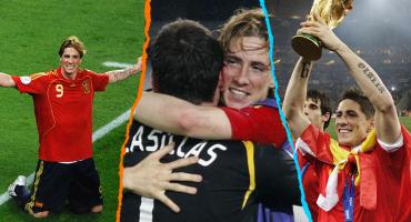 Fernando Torres jugó su último partido y así lo despidió el mundo del futbol
