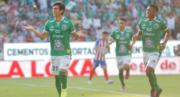 En un partidazo, León venció a Chivas y acá te dejamos los goles