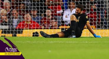 Liverpool confirmó lesión de Alisson Becker y a su sustituto