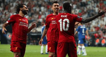 ¡Liverpool es campeón de la Supercopa de Europa y acá te dejamos los goles!