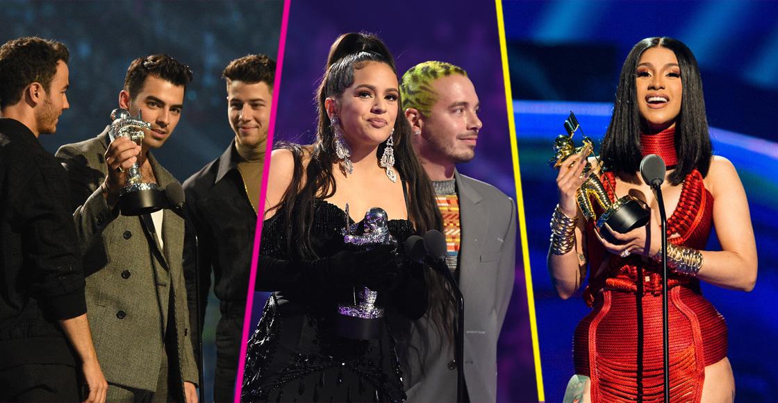 Acá te dejamos la lista de ganadores de los MTV VMA 2019