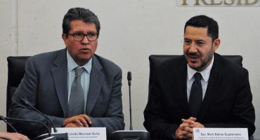 ¡Tsss! Comisión de Justicia de Morena invalida elecciones por la presidencia del Senado