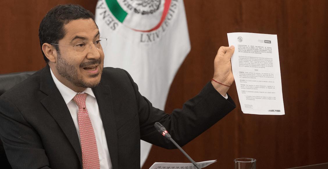 """Ante """"irregularidades"""" de Monreal, Batres impugnará votación de Morena"""