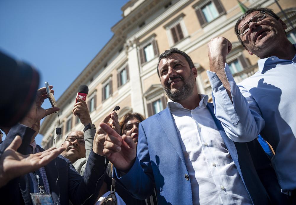 Matteo-Salvini-Italia-política-migrantes