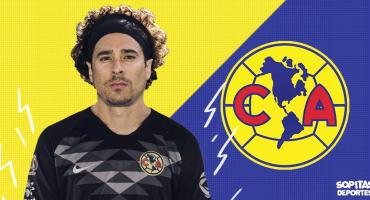 ¡Regresó el hijo pródigo! ¡Memo Ochoa es nuevo jugador del América!